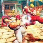 Fecha para Street Fighter IV