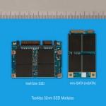 SATA-IO anuncia mSATA (mini-SATA), nuevo estándar SATA para netbooks