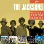 Down Rapid the Classics The Jacksons – Original Album  (5 CD)