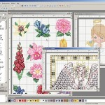 Baja Rapid Punto de Cruz PC Stitch Pro 9.0.16