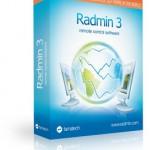 Radmin v3.4 Español, Control Remoto de Ordenadores Fácil