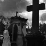 Cosas De Miedo: El Fantasma Del Cementerio!