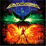 Gamma Ray – To The Metal /2010
