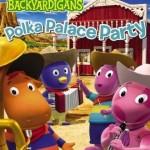 Baja Rapid los Backyardigans: La Fiesta del Palacio de la Polca