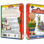 Caillou: Letras, Números y Colores (Pc Game),  Desarrollado con el Objetivo de Combinar el Aprendizaje y el Juego