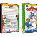 Juego Educativo: Caillou – Memoria, Secuencias y Parejas (Pc Game)