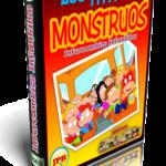 Los Mini Monstruos [DVD 1]. Son 15, son únicos. Ya están aquí, que empiece la diversión. DVDRip, castellano