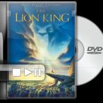 El Rey León (1994) DVDR NTSC