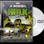 Hulk vs. Wolverine / Hulk vs. Thor (2009) DVDR NTSC