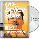 The Informant (2009) DVDR NTSC