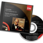 Mstislav Rostropovich – Haydn Cello Concertos (2000)