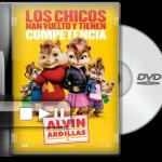 Alvin Y Las Ardillas 2 (2009) DVDRip Español Latino