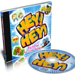 Hey Hey, Big Songs for Little People. Musicales de programas infantiles