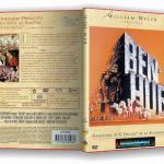 Ben-Hur (1959) DVDR PAL Ingles y Español, Version Clasicos de Oro