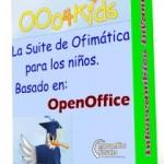 OOo4Kids V 0.9100.315 Beta – Una suite ofimática para niños