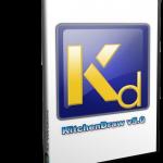 KitchenDraw v5.0 ML (Español), Diseño de Muebles y Cocinas en 3D