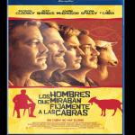 Los Hombres que Miraban Fijamente a las Cabras (2009) BRScreener Castellano
