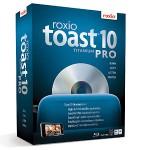Roxio Toast 10.0 Titanium Pro Retail Español (MACOSX)