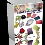 Saint Paint Studio v16.2, Suite de Edición Fotográfica y Animación