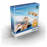 Ashampoo® Photo Commander v8.10 Multilenguaje (Español), Panorámicas y Álbumes Virtuales