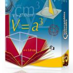 Cabri 3D v2.1. Herramienta matemática para 3d. ML, español