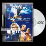 Los 4 Fantasticos y Silver Surfer (2007) DVDR NTSC