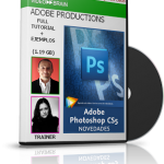 VIDEO2BRAIN: Adobe Photoshop CS5 NOVEDADES, Descubre CS5 a tu Ritmo (2010)