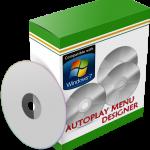 Autoplay Menu Designer v3.6 [55] ML (Español), Crea Menúes Autorun para CD, DVDs