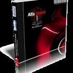 VA – Alfa Sound 1 – Mixed by Toshio Matsuuro (2008). Sonidos serenos pero energizantes