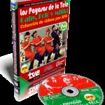 Los Payasos de la Tele: Gaby, Fofó y Miliki. Colección de videos por JPR. Avi en castellano