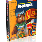 McGraw-Hill The Complete Book of Phonics (ages 4-9) (2003). Enseñanza fonética en inglés.