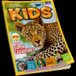 National Geographic – Kids. No.1, marzo 2010. PDF en español