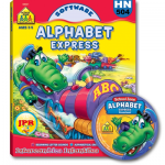 School Zone Alphabet Express Preschool (Ages 3-5) (2002)