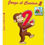 Jorge el Curioso 2: Sigan a ese mono (2009). DVDRip español latino
