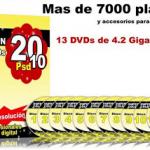 Super Colección de Plantillas PSD Profesionales Para Fotografía Digital (2010)