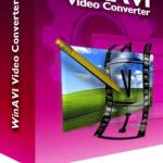 WinAVI Video Converter v10.1, Convierte Cualquier Vídeo a AVI, VCD, WMV o RM