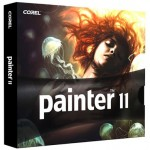 Corel Painter v11.0.016, Software de Pintura Profesional