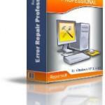 Error Repair Professional v4.1.8, Repara y Elimina Errores en Nuestro Ordenador