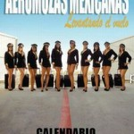 Calendario Aeromozas Mexicanas 2011 Full