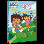 Dora la exploradora Conoce a Diego (2003) DVDRip Audio Latino