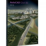 Descarga Autodesk Autocad CIVIL 3D v2013 32bits y 64bitsISO 2012