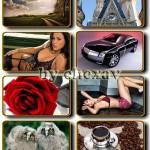 Fondos De Escritorio en HD Junio 2012 Mix