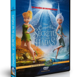 Tinker Bell: Secret of the Wings  [2012][DVDR][accion][Latino][Multihost]