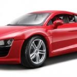 Megafactorias – Audi R8 [DVBRip]-[Castellano]