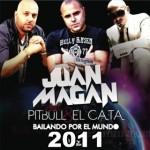 VA – Juan Magan – Bailando por el Mundo (Feat.Pitbull Y El Cata) EP [2011] [UL]