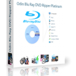 Odin Blu-ray DVD Ripper Platinum 8.7.3