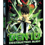 Ben 10: Destroy All Aliens [2012][DVDR][Latino][Accion][Multihost]