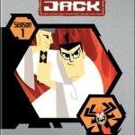 Samurai Jack Season 4 (DVD9)(NTSC)(Ing-Lat-Fra)(Animacion)(2003)