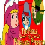 The Perils of Penelope Pitstop (DVD9)(PAL)(Ing-Lat-Por)(Animacion)(1969)