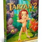 TARZAN 2  [2005][DVDR][Latino][Accion][Multihost]